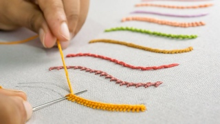 10 Most Strange Hand Embroidery Stitches for Beginners