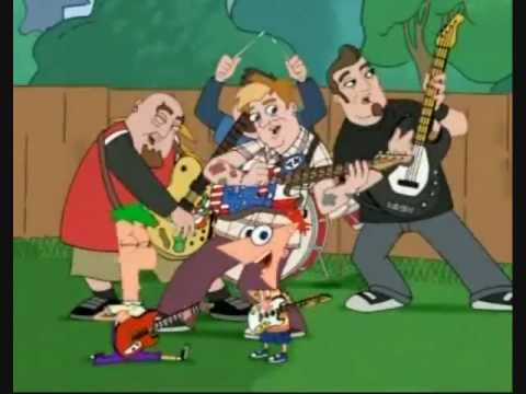 Bowling For Soup Today Is Gonna Be A Great Day Phineas Ferb Full Theme Song Download Link
