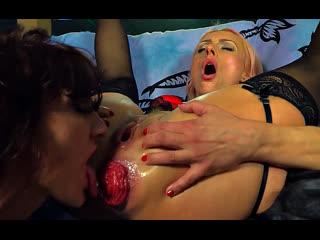ПОРНО -- ДЕВУШКИ С ВЫВЕРНУТЫМИ ЖОПАМИ МЕНЯЮТСЯ МУЖИКАМИ -- gangbang -жмжм -- milf porn sex  lyna cypher 48 - Brittany Bardot 37