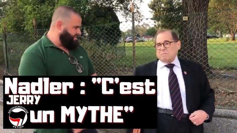 VOSTFR Gates Nadler et le mythe Antifa Covid19 ONU Blm Etc