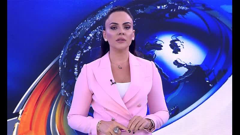 Buket Aydınla Kanal D Haber - 05.11.2019 -02