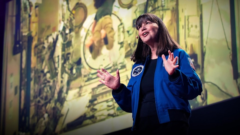 What it's like to live on the International Space Station Cady Coleman