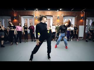 Heels choreography by Liza Sviridova