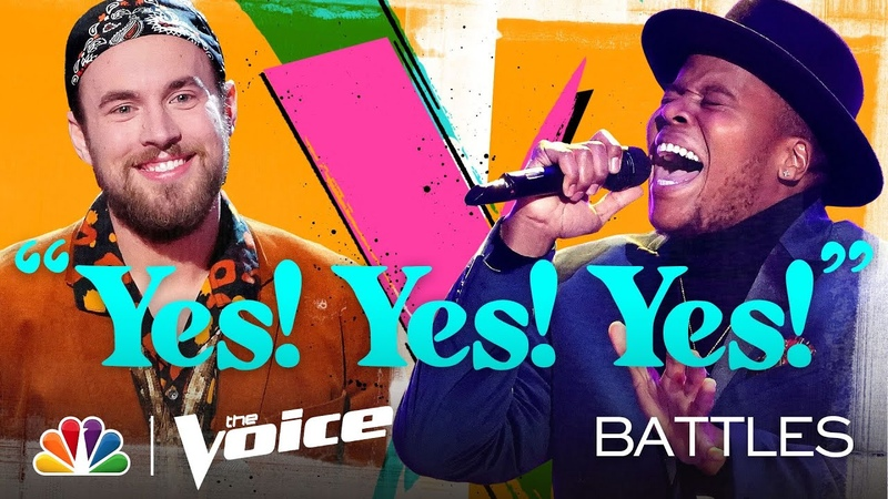 Mike Jerel vs Zach Day Miguel's Adorn The Voice Battles 2020