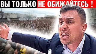 Тишина в зале! Бондаренко ШОКИРОВАЛ Рогозина и МАРС своей речью