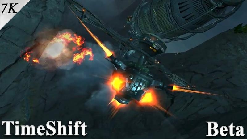 TimeShift Военный дережабль Переозвучка beta