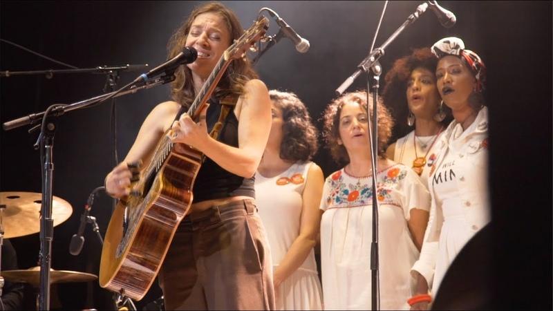 Joyful Girl ft. Resistance Revival Chorus at Babefest - Ani DiFranco