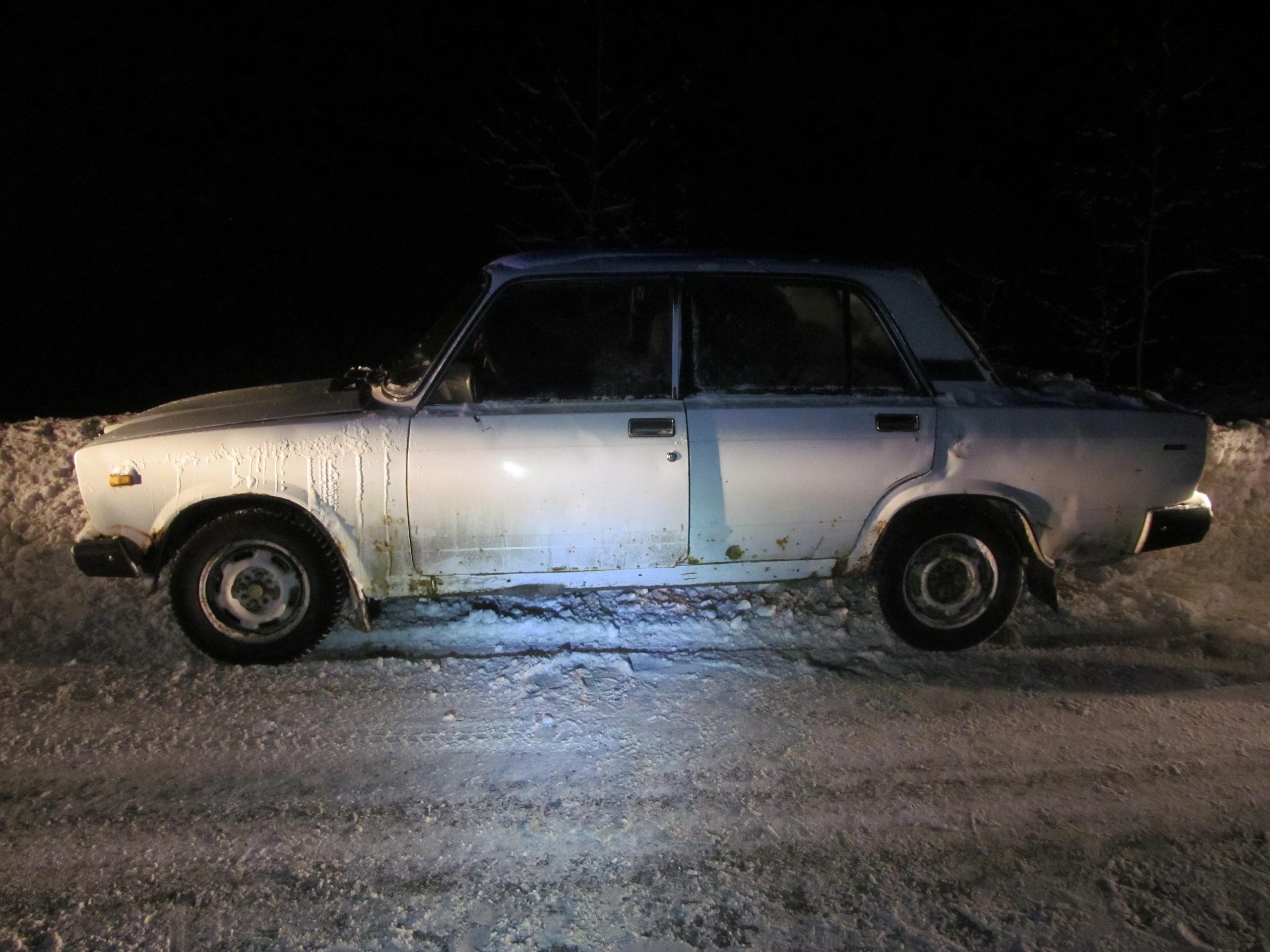 «По горячим следам» задержали подозреваемого в угоне автомобиля