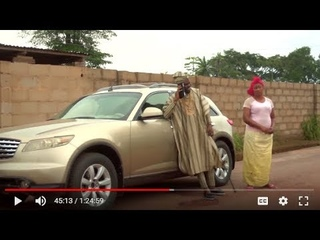 THE POOR DIRTY GIRL THE RICH PRINCE FALL IN WITH(NEW MOVIE) 1 - 2019 NEW NIGERIAN MOVIES/