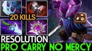 RESOLUTION [Riki] Pro Carry No Mercy Destroy Pub Game 7.22 Dota 2