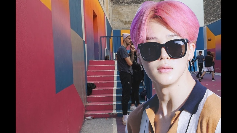 BTS (방탄소년단) EVERY PLACE FROM JIMIN's VLOG IN PARIS 🇫🇷 PART. ❷ 2019 191010 191011 191013 -`ღ´-