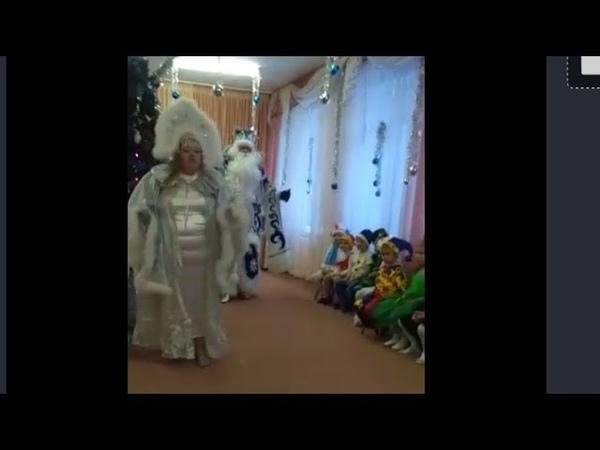 Дети подумали что снегурочка эта баба яга прикол 😂чеченский