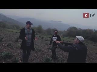 Каха и Серго сняли свой фильм