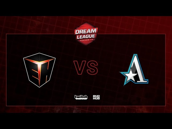 EHOME vs Aster, DreamLeague S13 QL, bo3, game 1 [Adekvat]
