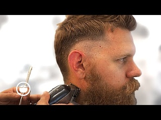 Beardbrand Founder Brings Back the Mullet (Again!) | Honest Barber