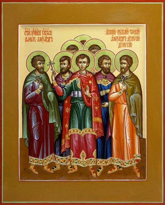 БОГОСЛУЖЕНИЯ В ХРАМЕ ИВЕРСКОЙ ИКОНЫ БОЖИЕЙ МАТЕРИ С 9 ПО 29 МАРТА 2020 ГОДА, изображение №13