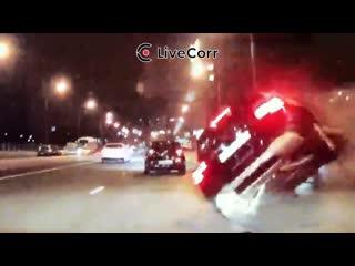 Три авто каршеринга пострадали в московском ДТП