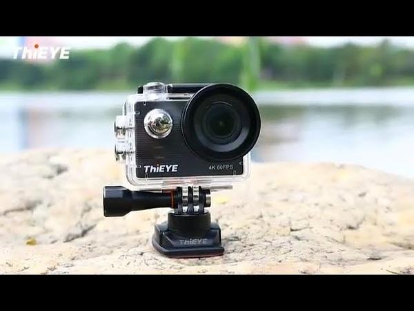 Экшн камера THiEYE T5 Pro. Экшн камеры на Алиэкспресс.