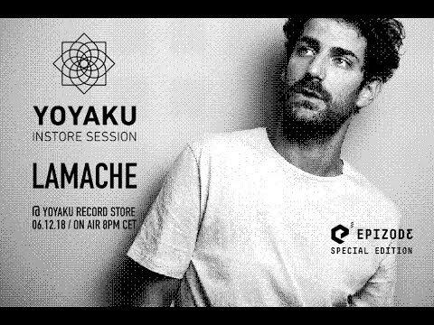 Yoyaku instore session Lamache