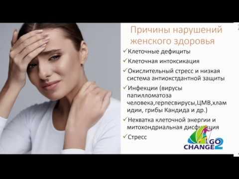 Женское здоровье Стратегия Nuskin Pharmanex