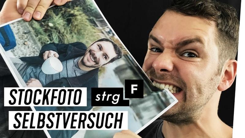 Stockfoto-Wahnsinn Was passiert mit meinem Bild | STRG_F