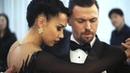 Dmitry Vasin y Sagdiana Hamzina Otra stage with Solo Tango Orquesta , Seoul Lime Tango Festival