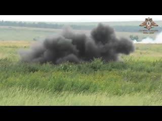 В НМ ДНР проведены сборы с гранатомётчиками и снайперами общевойсковых подразделений