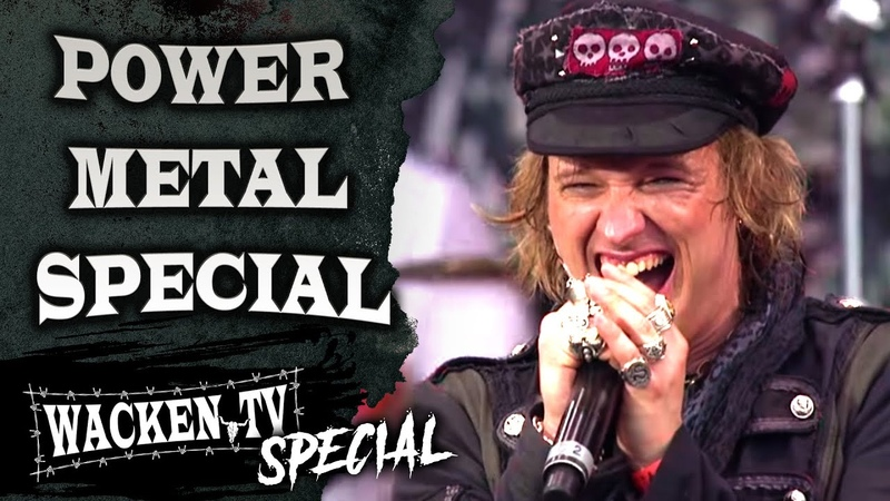 Power Metal Special - Sabaton, Hammerfall, Avantasia, Powerwolf Sonata Arctica - Live at WOA
