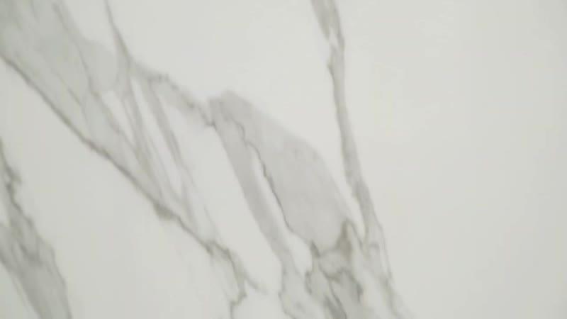 Tubadzin Maciej Zien Specchio Carrara Белый мрамор