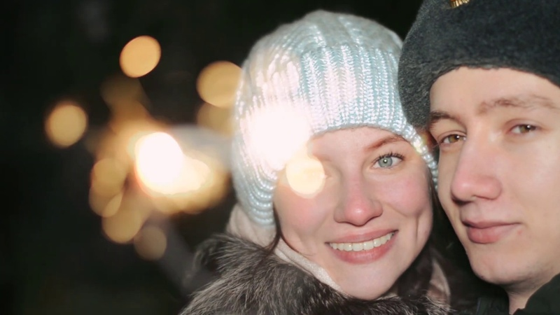 Love Story Егора и Насти / 22.12.2019 / Видеограф Мария Красильникова