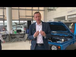 Автомобильные эксперты о новом suzuki jimny