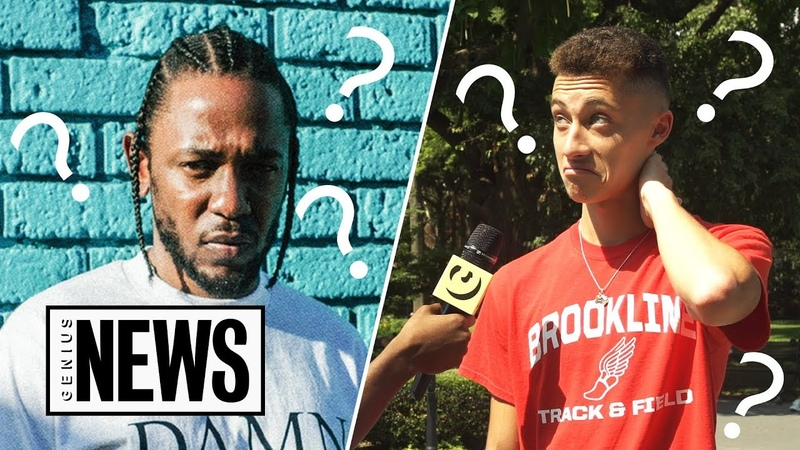 Can Kendrick Lamar Fans Actually Recognize His Voice Genius News
