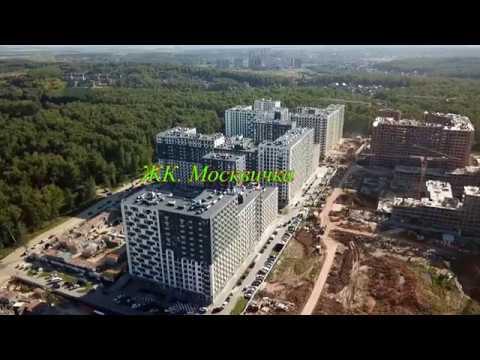Москвичка жилищный комплекс