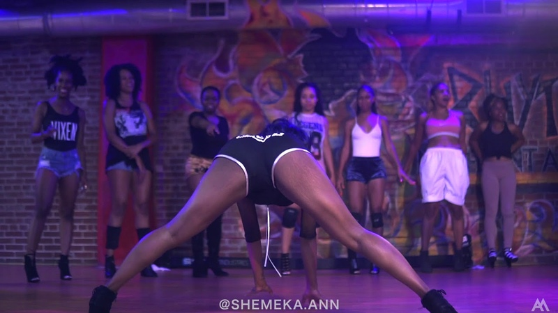 Tinashe Throw A Fit x She'Meka Ann Choreography