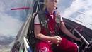 One of the world's best aerobatics aircraft pilot Svetlana Kapanina flying the Su-26