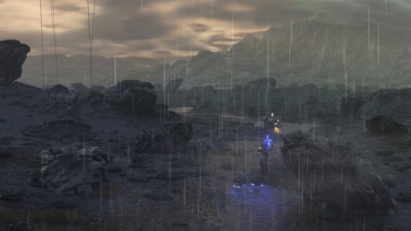 Time Rain   Death Stranding