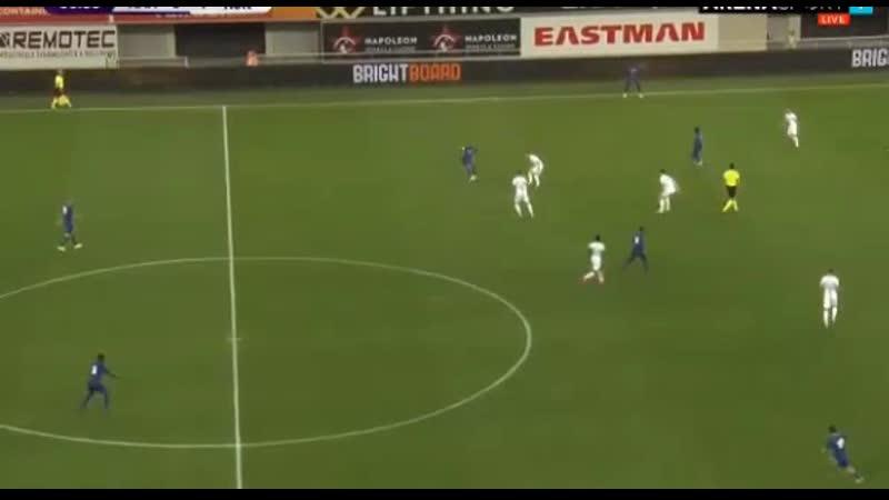 Украинец Роман Яремчук отметился результативной передачей в первом поединке Гента в плей-офф Лиги Европы