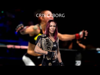 Cris cyborg hl