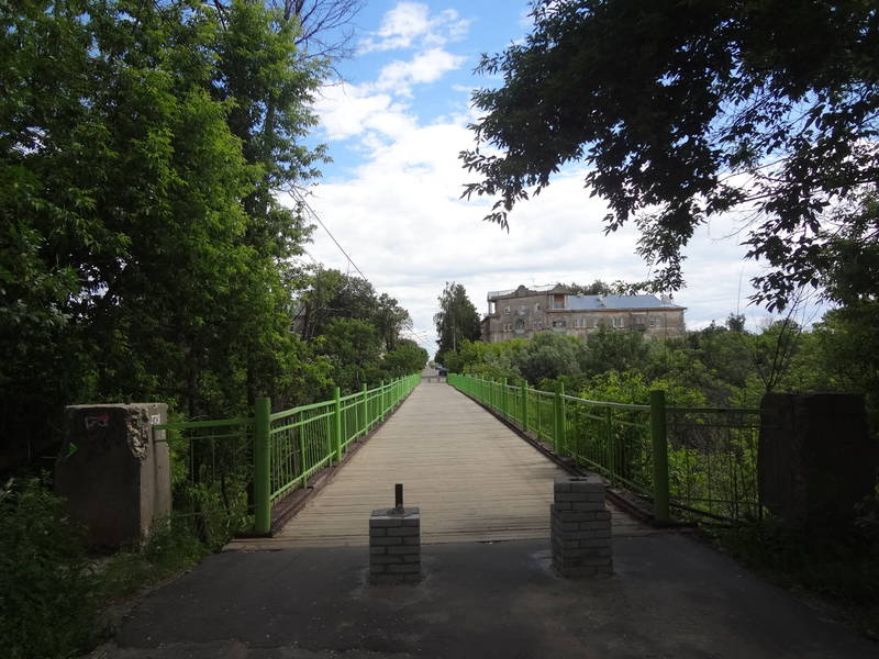 Штапской мост
