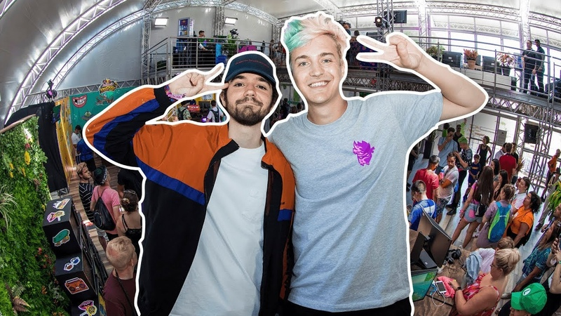 Madeon Stops By The Red Bull Outpost at Lollapalooza 2019