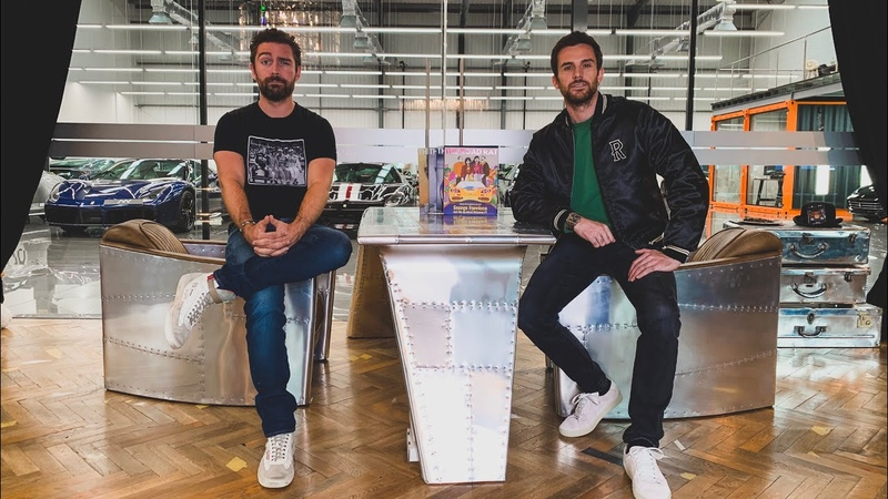 Coldplay's Guy Berryman On The New Album His Love For Cars Restoring A Spitfire Full Chat 2