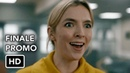 Killing Eve 3x08 Promo Are You Leading or Am I? (HD) Season Finale | Sandra Oh, Jodie Comer series