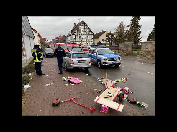 Terror attack in Volkmarsen Germany Christian children targeted