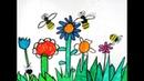 Мультфильм Не обижай жучка сделанный детьми в Тульской областной детской библиотеке