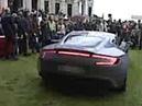 0-100.it | Aston Martin one 77 at 2009 Villa d'Este - incredible V12 sound