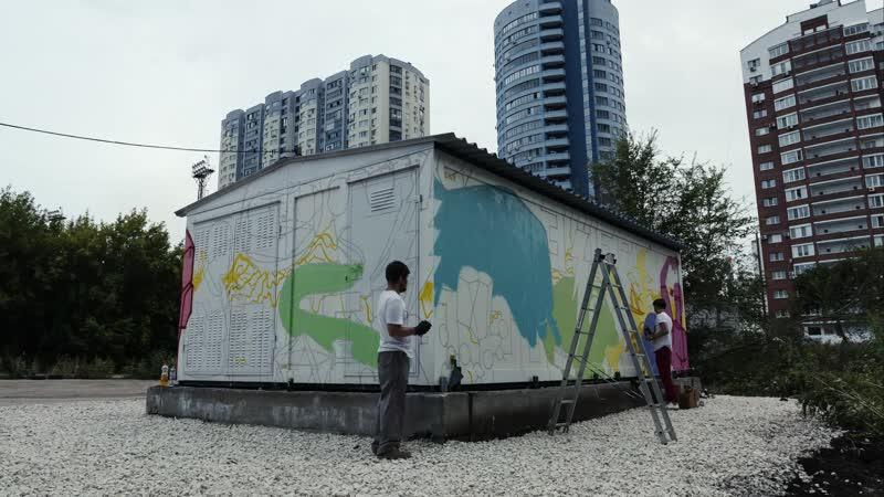 В Самаре создали первый арт-объект к открытию филиала Третьяковки