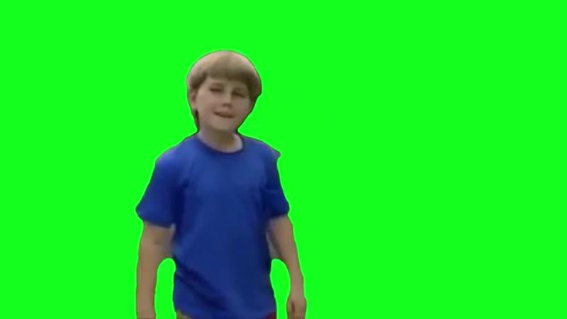 Wait a minute who are you Greenscreen Kazoo Kid Me.mp4