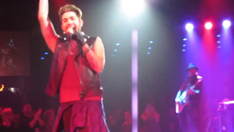 Lucy Celebrity Theater Phoenix AZ 03 12 2020 Adam Lambert