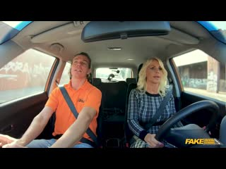 [fakedrivingschool] tiffany rousso hot blonde milf wants her licence newporn20
