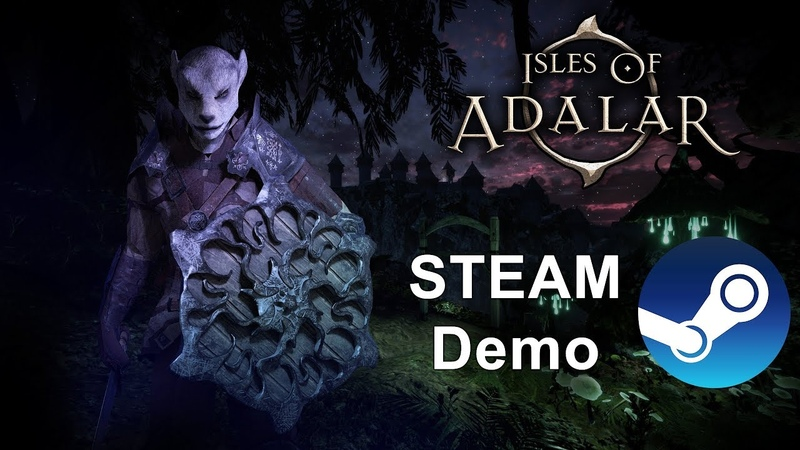 Isles of Adalar FREE Steam Demo and Indiegogo Crowdfunding Campaign